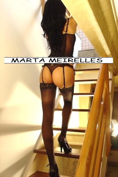 Acompanhante Marta Meireles