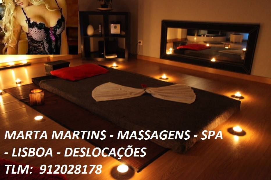 Marta Martins - Massagens Spa Lisboa
