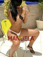 MANUELA – ESCORT DE LUXO MORENA EM BRAGA