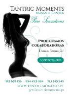 Tantric Moments – Massagens Tântricas e Sensuais em Lisboa e Albufeira